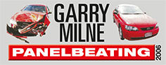 Garry Milne Panelbeating